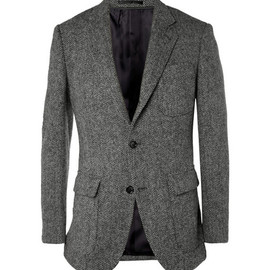 J.CREW - J.Crew Slim-Fit Harris Tweed Blazer