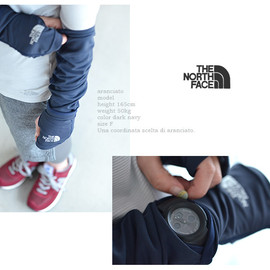"""THE NORTH FACE - THENORTHFACE """"UVMeshArmCover""""nn21300"""