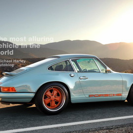 PORSCHE - PORSCHE 911 'INDONESIA' BY SINGER DESIGN