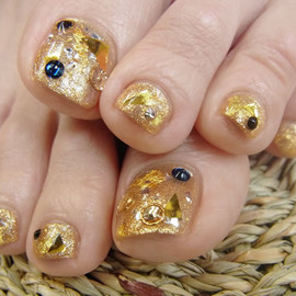 COMMON - shining girl nail
