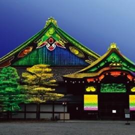 京都 - Projection mapping 二条城