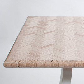 RICK TEGELAAR - CONSTRUCTED SURFACE TABLE