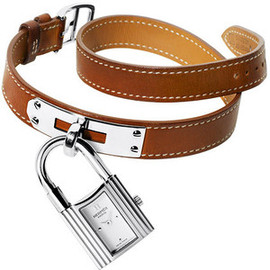HERMES - Hermes Kelly double tour watch