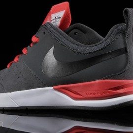 Nike SB - Project BA - Black / Light Crimson/Black