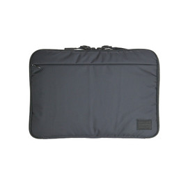 HEAD PORTER - Mac Book Air CASE (black beauty)
