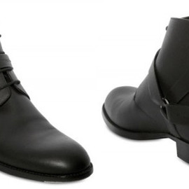 Dior Homme - Boots 10AW