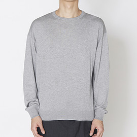 JOHN SMEDLEY - 30G SEA ISLAND COTTON KNIT