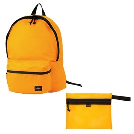 PORTER - SIGNAL DAY PACK イエロー