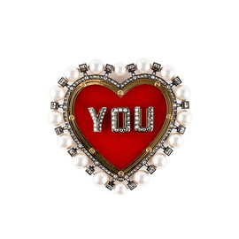 Lanvin - YOU BROOCH