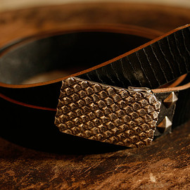 LYNCH SILVERSMITH - LNC504 COBRA BELT
