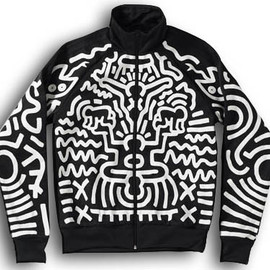 adidas - Adidas x Jeremy Scott x Keith Haring Track Top