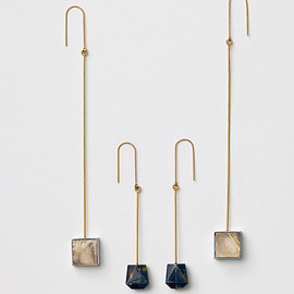 Céline - Modernist Earrings