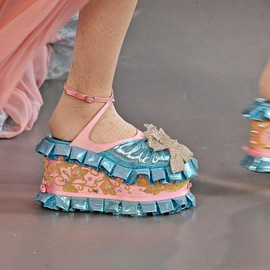 Meadham Kirchhoff - 2012 SS Shoes