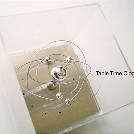Simplesie - Table Clock Mobil