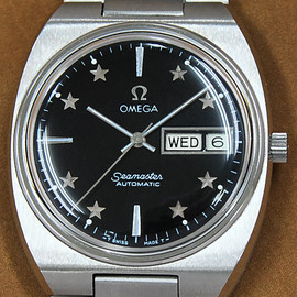 Seamaster Chrono-Quartz Montreal Olympic Model