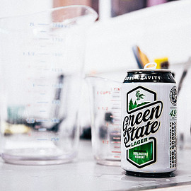 Green State Lager - beer