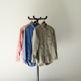 TAKAHIROMIYASHITA The SoloIst. - Classic Regular Collar Shirts sb.0021b
