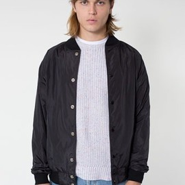 American Apparel - NYLON TAFFETA ALL STAR JACKET
