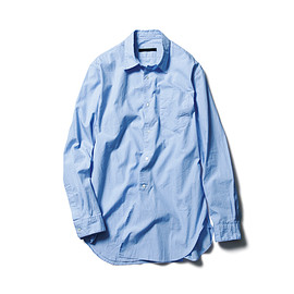 SOPHNET. - LONG REGULAR COLLAR SHIRT