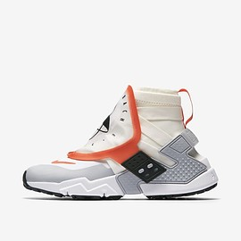 NIKE - Nike Air Huarache Gripp 'Sail & Team Orange & Wolf Grey' Release Date