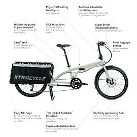 tern / xtracycle - CARGO NODE