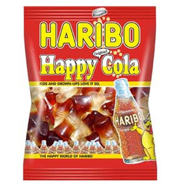 HARIBO - Happy Cola