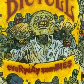Bicycle - Everyday Zombie Playing Cards