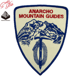 MOUNTAIN RESEARCH - Mountain Guide Patch