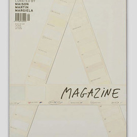 A Magazine - CURATED BY MAISON MARTIN MARGIELA