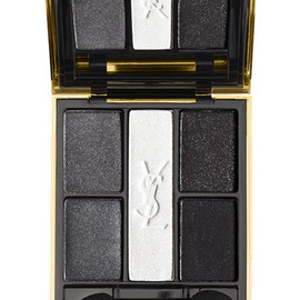 YVES SAINT-LAURENT - Terriblement Noir' 5-Color Eyeshadow Palette