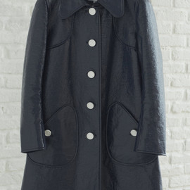 Courreges - Trench with buttons two pockets