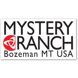 Mystery Ranch - Classic Sticker