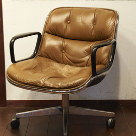 Knoll - Pollock Chair Designed by Charles Pollock