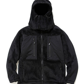 Mout Recon Tailor - Recon Hight Loft Hoodie - Black