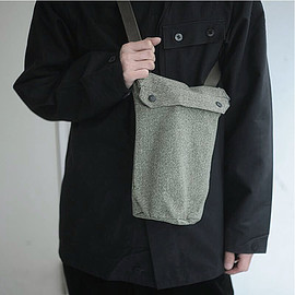 スイス軍 - Swiss Military / 1960'sDeadstock / Cotton Bag