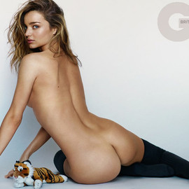 GQ - Miranda Kerr by Mario Testino for 'GQ' May 2014