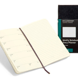 Moleskine - 2013 Schedule Notebook / Soft Cover / Pocket