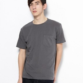 BEAMS - HANES×BEAMS / 別注 POCKET TEE 12SS