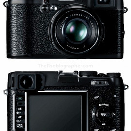 FUJIFILM - X100 BLACK Limited Edition Premium Set