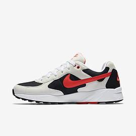 NIKE - Air Icarus - White/Black/Bright Crimson