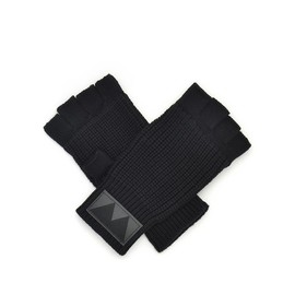 MARC BY MARC JACOBS - Fisherman Knit Fingerlessglove
