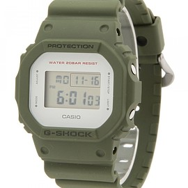 """G-SHOCK - G-SHOCK / """"DW5600M-8JF, -3JF, -2JF"""""""