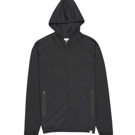Norse Projects - Carl Hoodie - Black