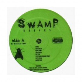 DJ SWAMP - Swamp Breaks (Double Vinyl)