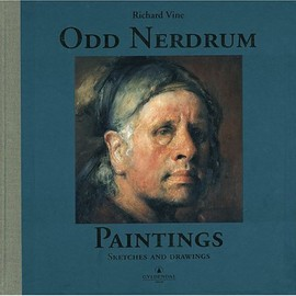 Richard Vine - Odd Nerdrum: Paintings, Sketches, and Drawings