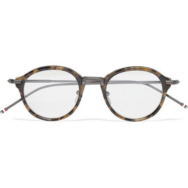 Thom Browne - Round-Frame Optical Glasses