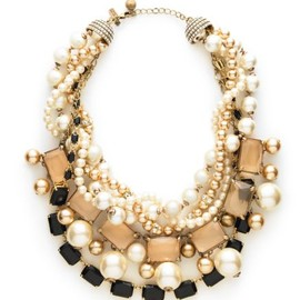 kate spade NEW YORK - pearl street statement necklace