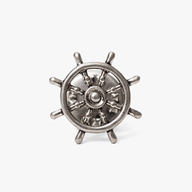 Brooks Brothers - Red Fleece Wheel Lapel pin
