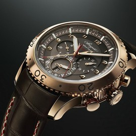 Breguet - Type XXII Flyback Chronograph Gold