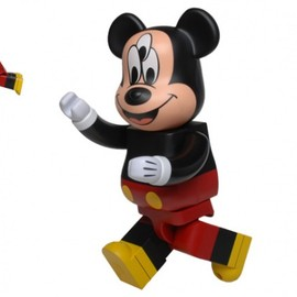 Be@rbrick - Clot x Disney x MediCom Toy - Three-Eyed Mickey Bearbrick